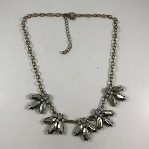 Vintage Silver Tone Necklace, Vintage Jewelry